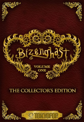 Bizenghast Vol. 1 (3-in-1 Edition)