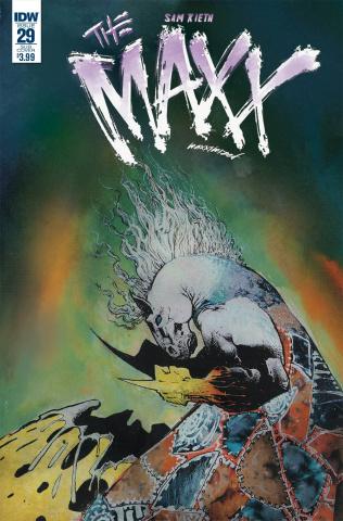 The Maxx: Maxximized #29 (Subscription Cover)