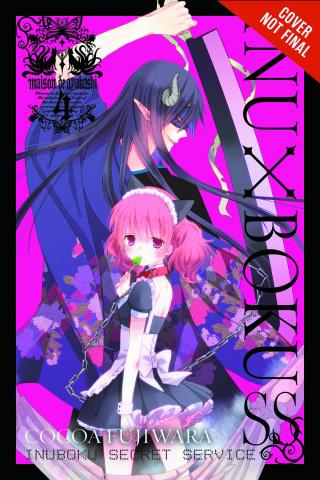 Inu X Boku SS Vol. 4