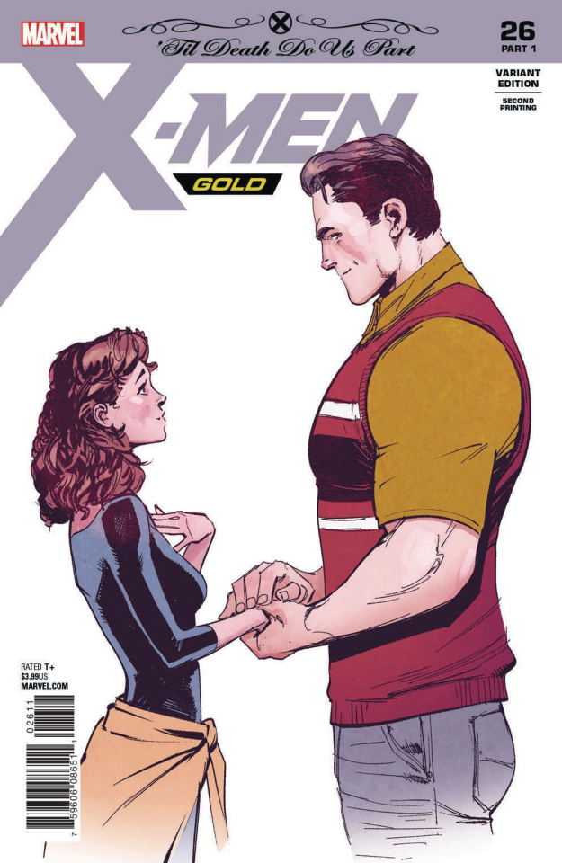 X-Men: Gold #26 (Marquez 2nd Printing)
