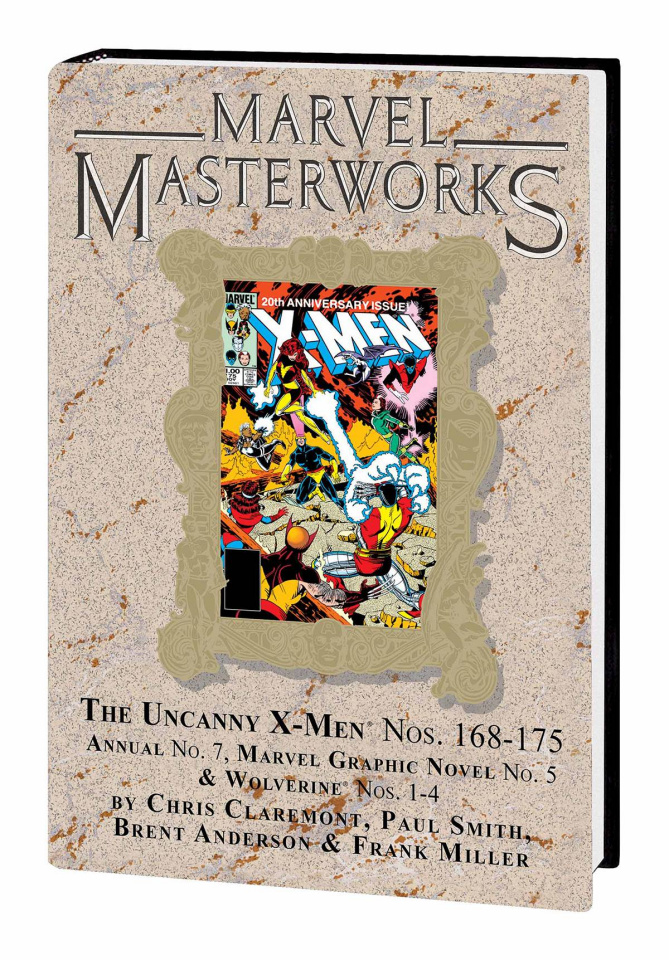 Uncanny X-Men Vol. 9 (Marvel Masterworks)