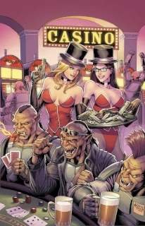 Grimm Fairy Tales: Realm War #9 (Reyes Cover)