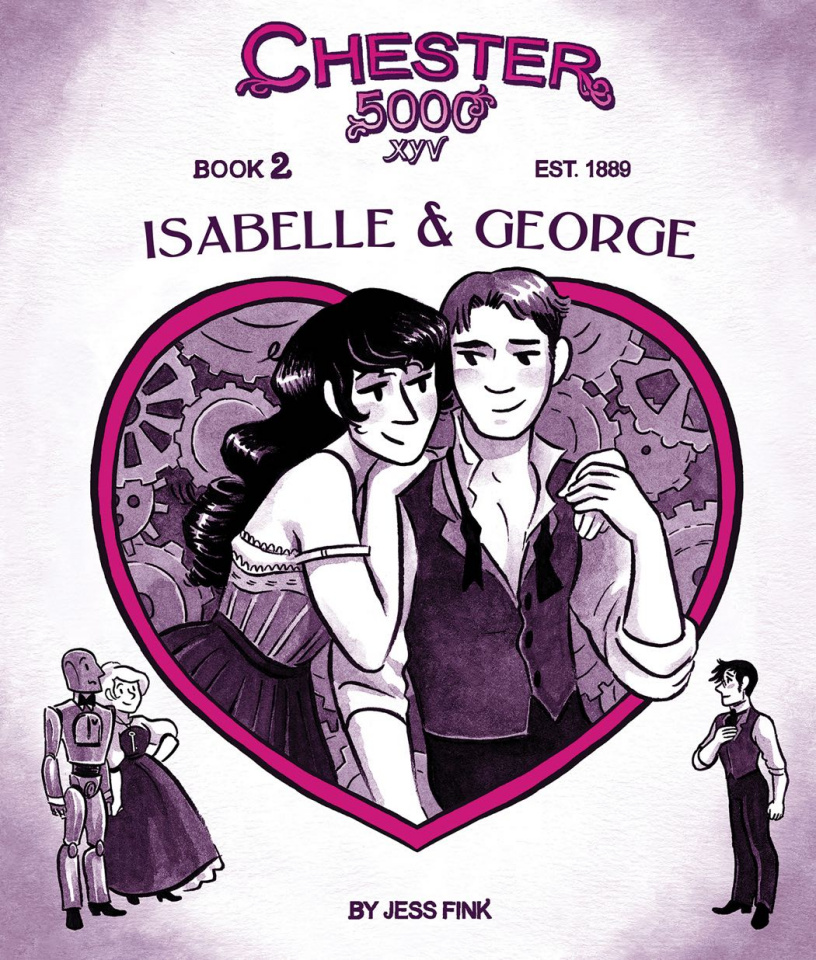 Chester 5000 Book 2: Isabelle & George