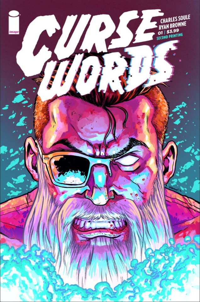 Curse Words #1 (2nd Printing)