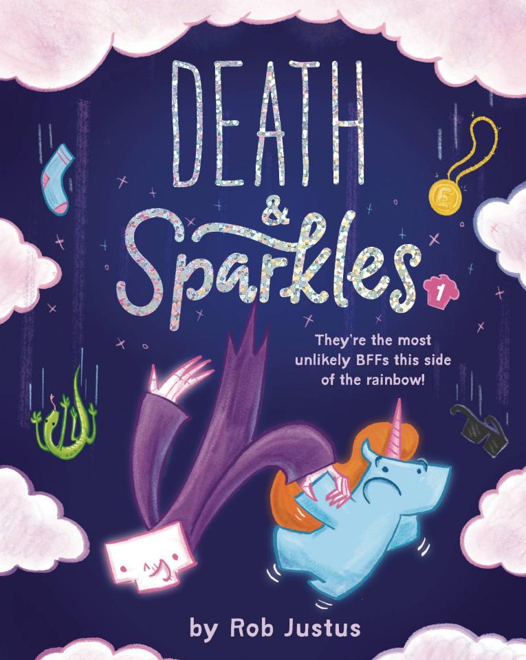 Death & Sparkles Vol. 1
