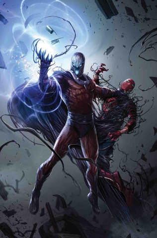 Astonishing X-Men #3 (Venomized Magneto Cover)