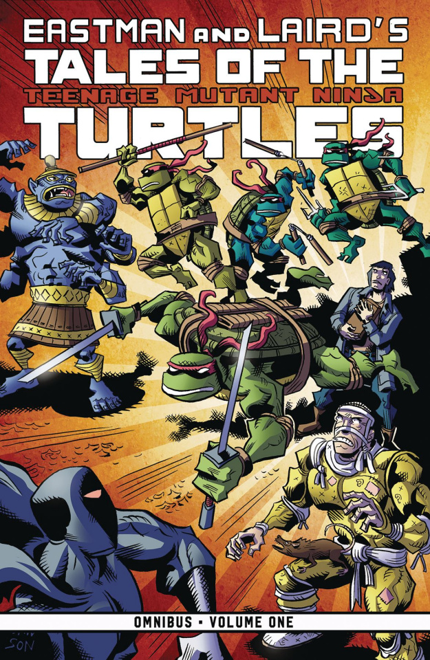 Tales of the Teenage Mutant Ninja Turtles Vol. 1 (Omnibus)