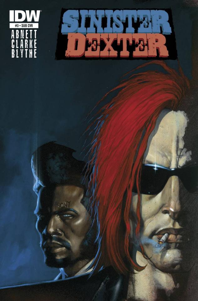 Sinister Dexter #3