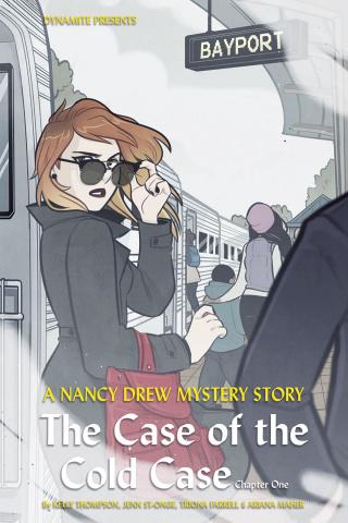 Nancy Drew #1 (Subscription St Onge Cover)