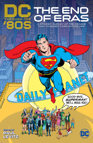 DC Through the '80s: The End of Eras