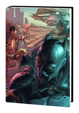 Fear Itself: Black Panther