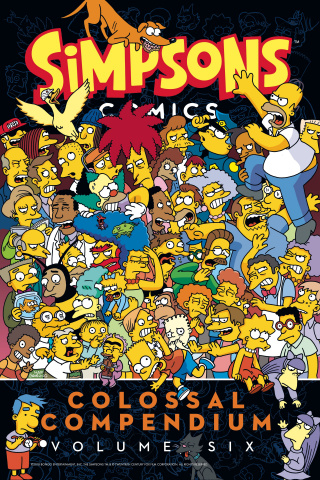 Simpsons Comics: Colossal Compendium Vol. 6