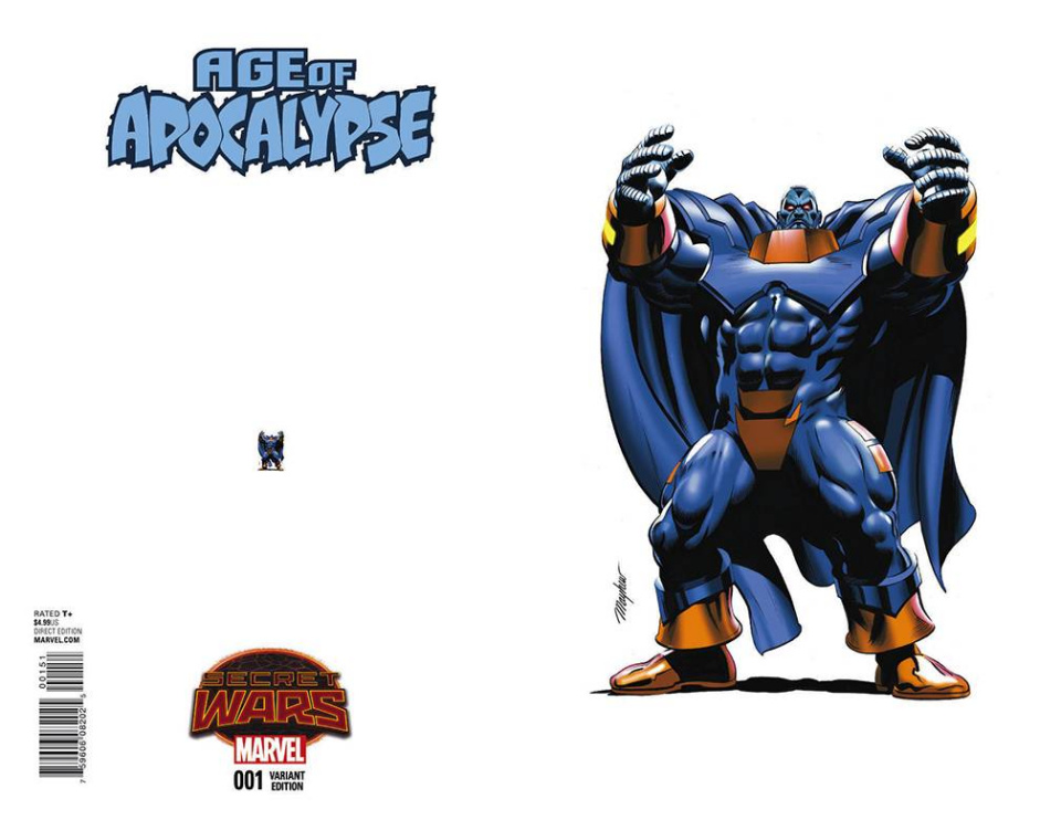 Age of Apocalypse #1 (Ant-Sized Mayhew Cover)