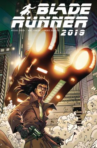 Blade Runner 2019 #11 (Guinaldo Cover)