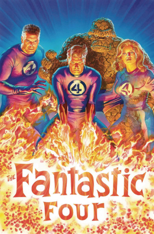 Fantastic Four #1 (Ross Cover)