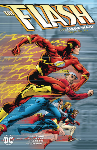 The Flash by Mark Waid Book 7