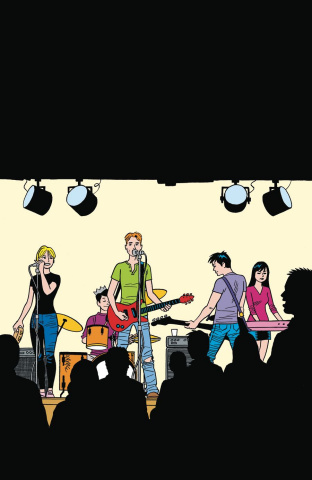 The Archies (Jaime Hernandez Cover)