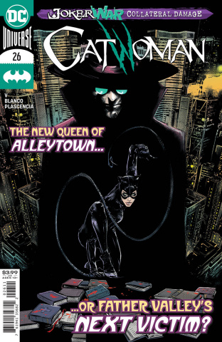 Catwoman #26 (Joelle Jones Cover)