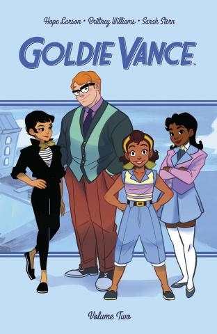 Goldie Vance Vol. 2