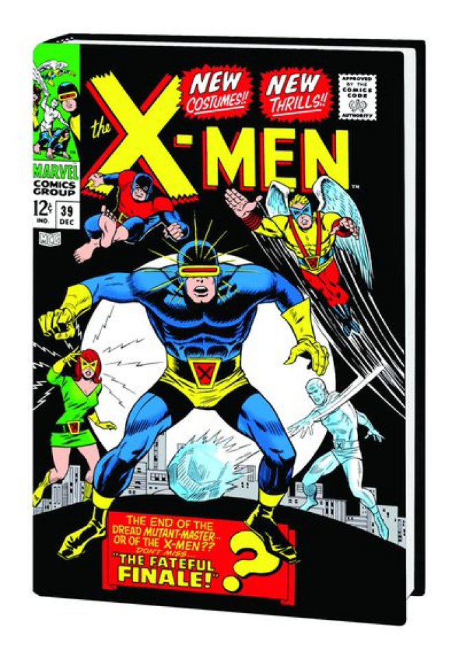 X-Men Vol. 2 (Classic Cover)