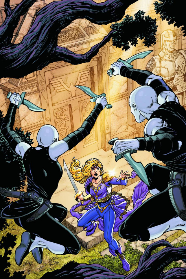 Sword of Sorcery #5