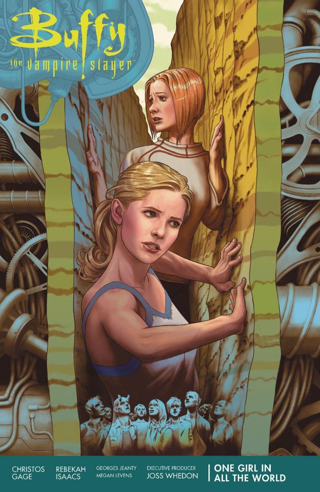 Buffy the Vampire Slayer, Season 11 Vol. 2: One Girl in All the World
