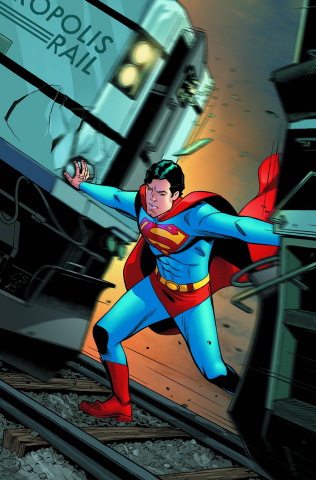 The Adventures of Superman #7
