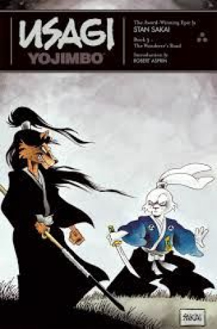 Usagi Yojimbo Vol. 3: The Wanderer's Road