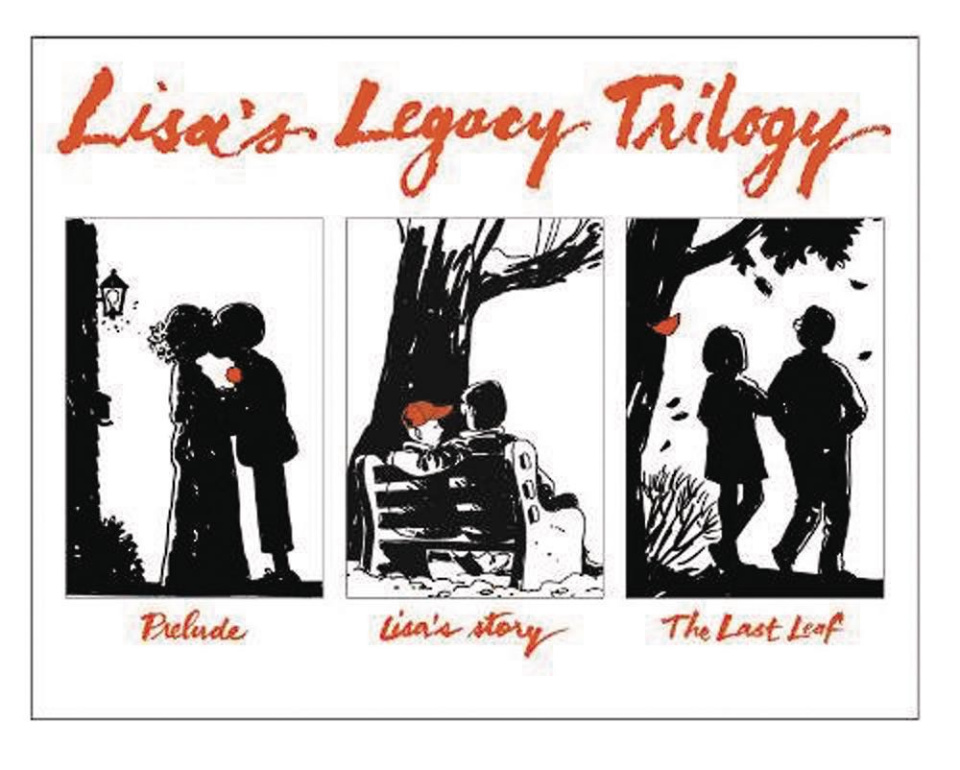 Lisa's Legacy Trilogy (Slipcase Edition)