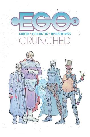 EGOs Vol. 2: Crunched