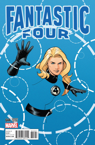 Fantastic Four #644 (Character Cover)