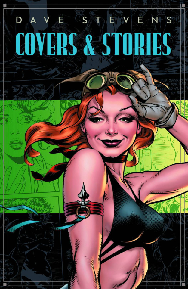 Dave Stevens: Stories & Covers