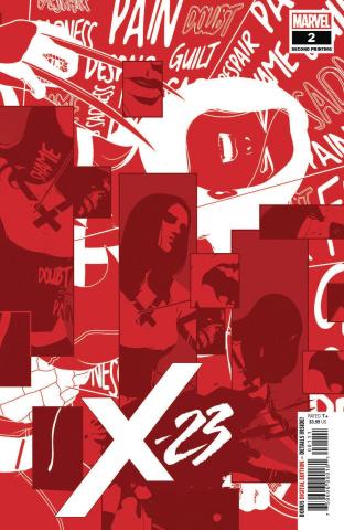 X-23 #2 (Cabal 2nd Printing)