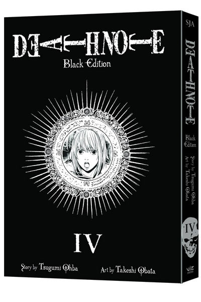 Death Note, Vol. 4 by Tsugumi Ohba (2006, Paperback)
