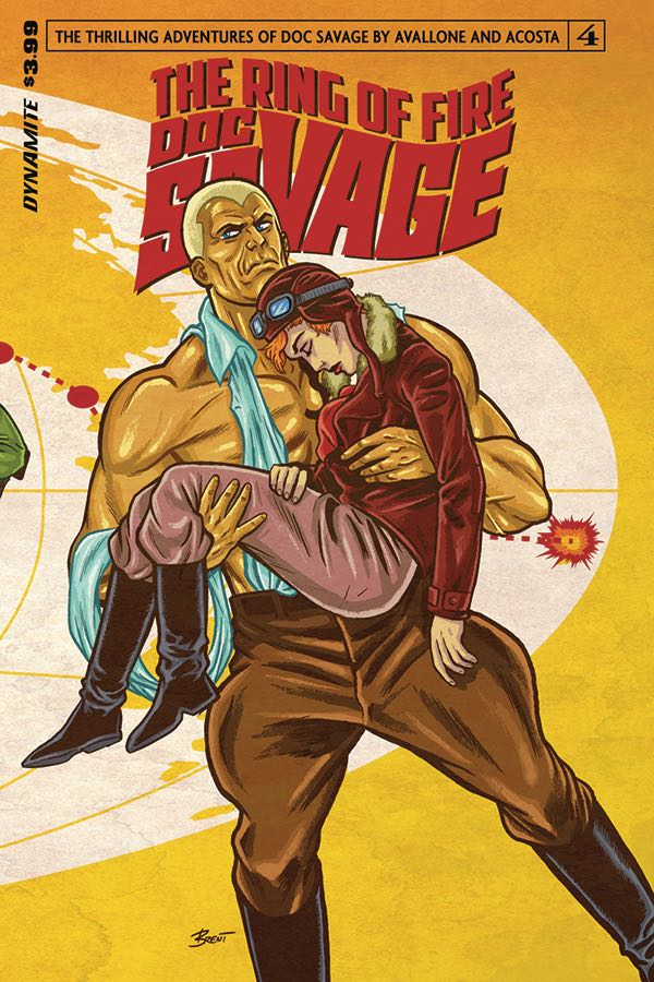 Doc Savage Ring Of Fire