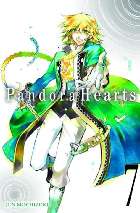 Pandora Hearts Vol. 7