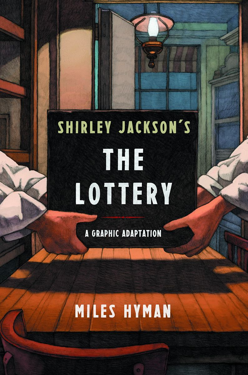 shirley jacksons the lottery and kate Shirley jackson, author of 'the lottery' and other works  four readers  associated with the national shirley jackson awards organization.