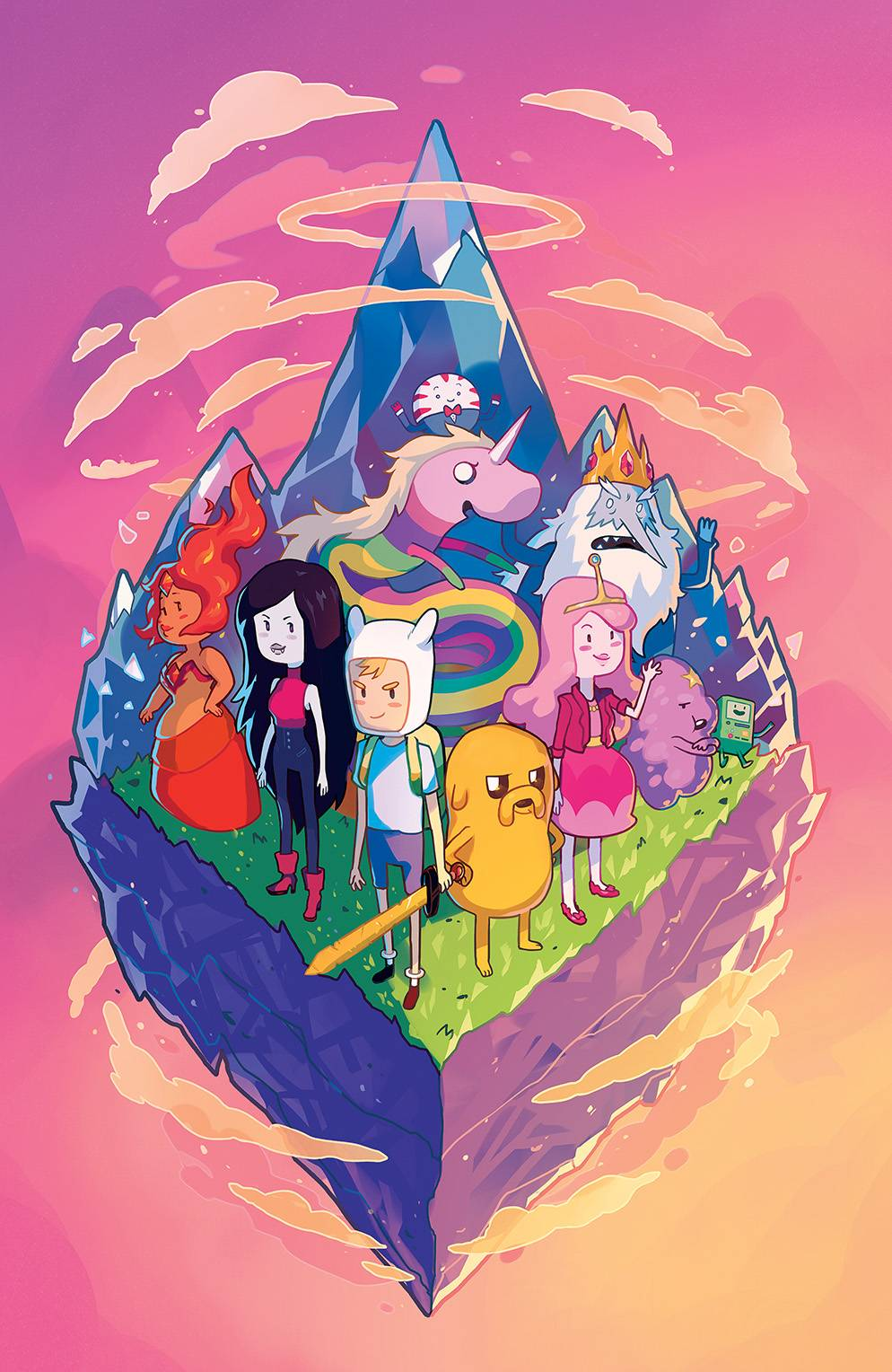 Adventure Time 49 Fresh Comics