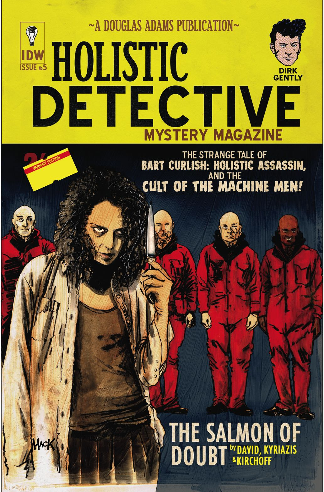 Dirk Gently S Holistic Detective Agency The Salmon Of Doubt 5