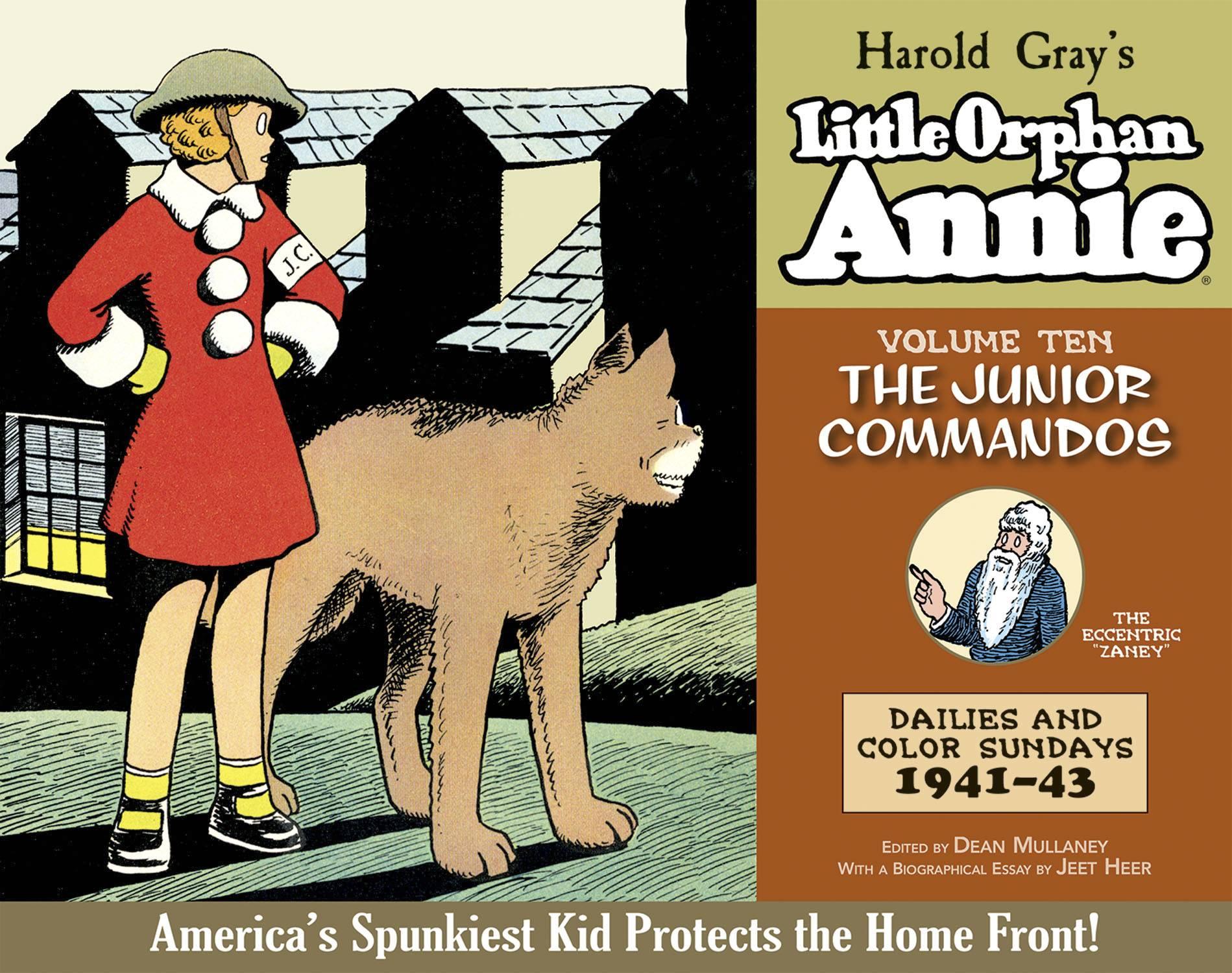 Little Orphan Annie Best Lines: Little Orphan Annie Vol. 10