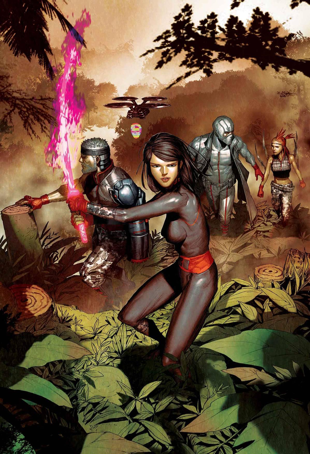 X Force 3 Fresh Comics
