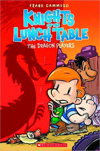 Knights Of The Lunch Table Vol 2 The Dragon Players