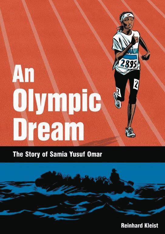 an olympic dream An olympic dream, shattered the life of somali sprinter samia yusuf omar came to a tragic end on the perilous mediterranean sea crossing from libya to europe.