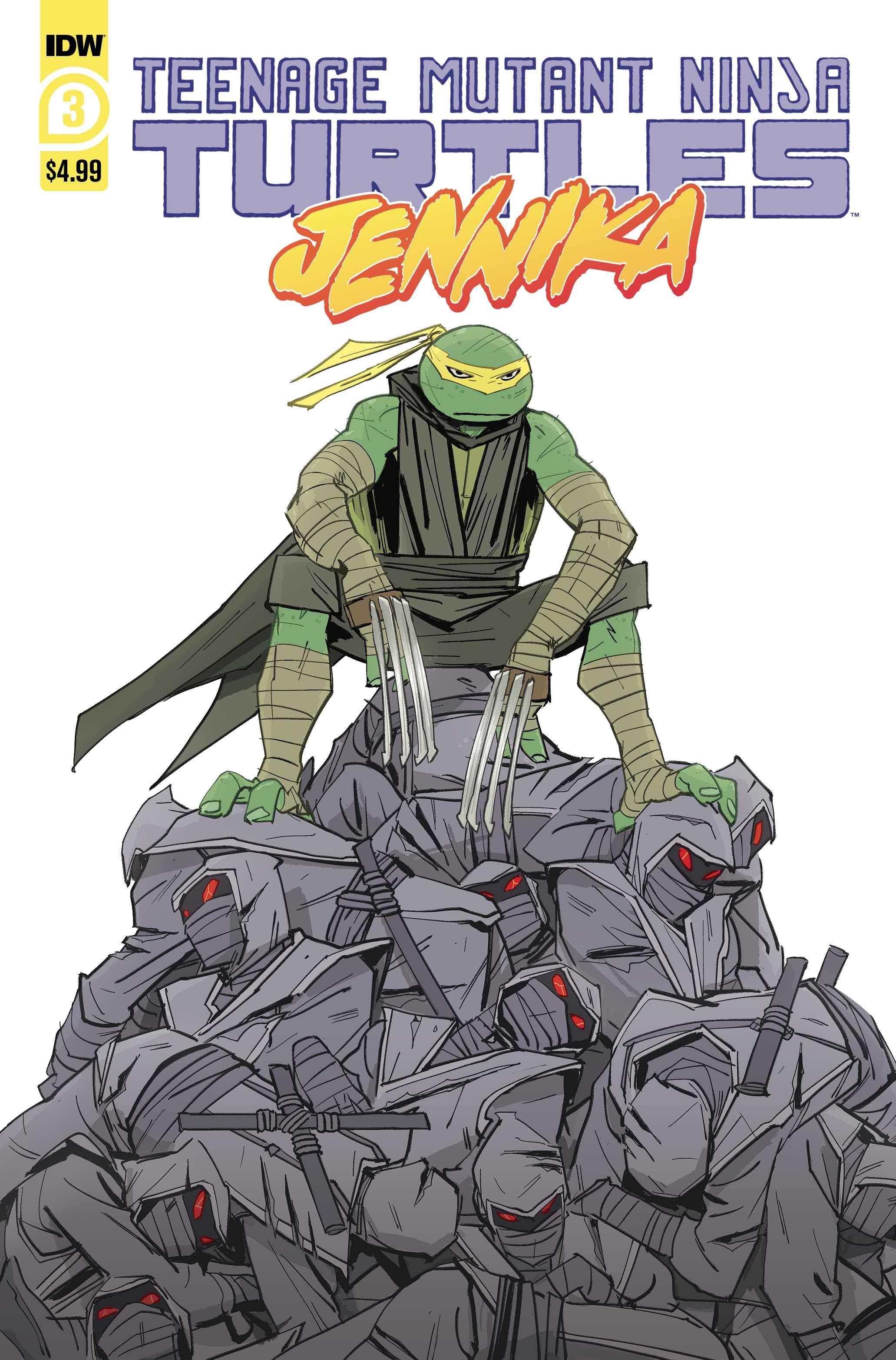 Teenage Mutant Ninja Turtles Staffel 3