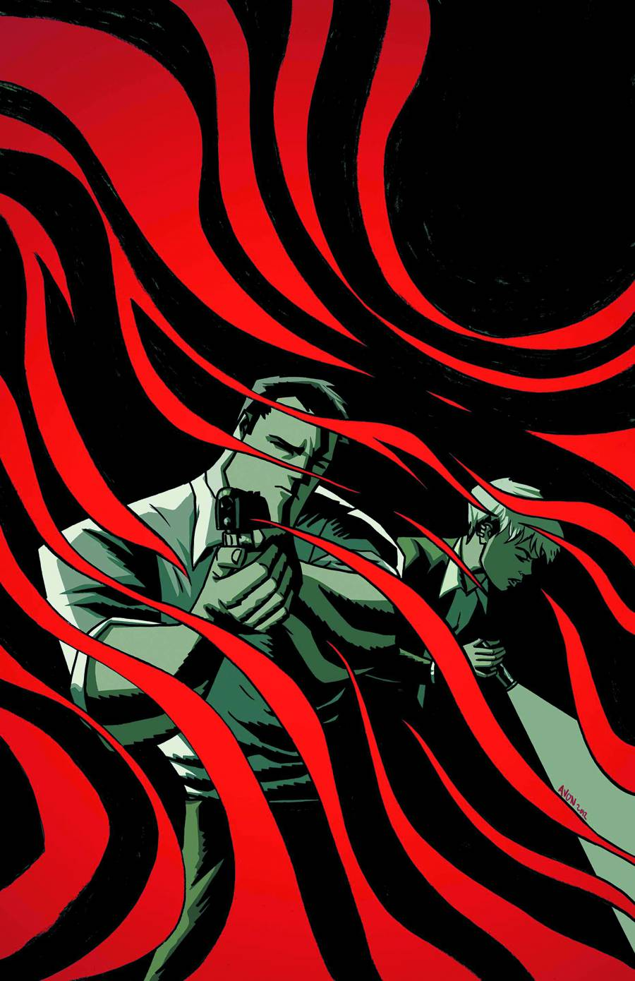 Powers bureau 3 oeming cover fresh comics for Powers bureau issue 13