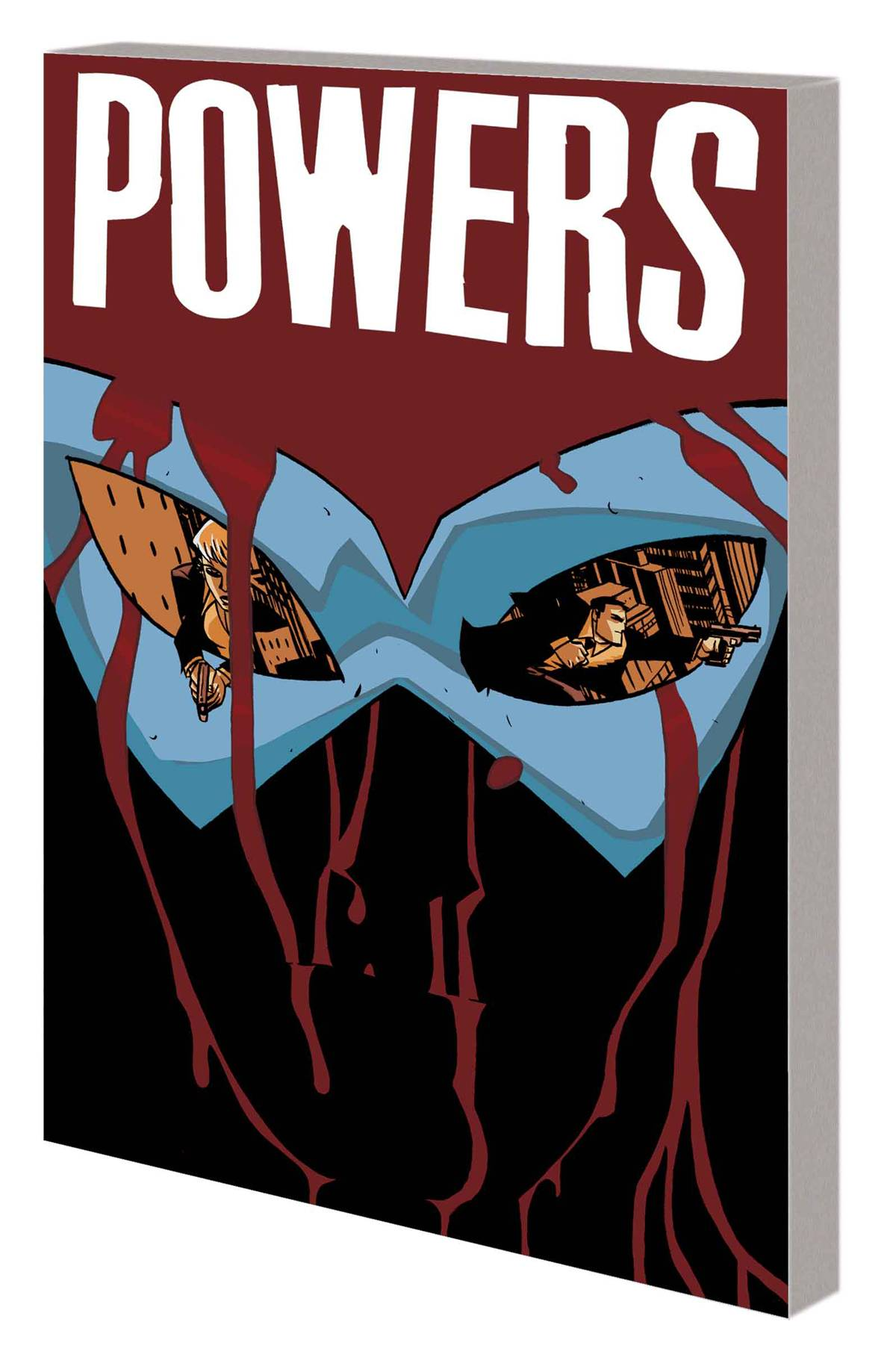 Powers bureau vol 2 icons fresh comics for Powers bureau issue 13