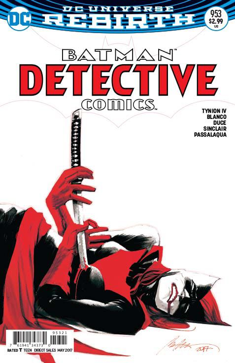 Detective Comics 953 Variant Cover Fresh Comics