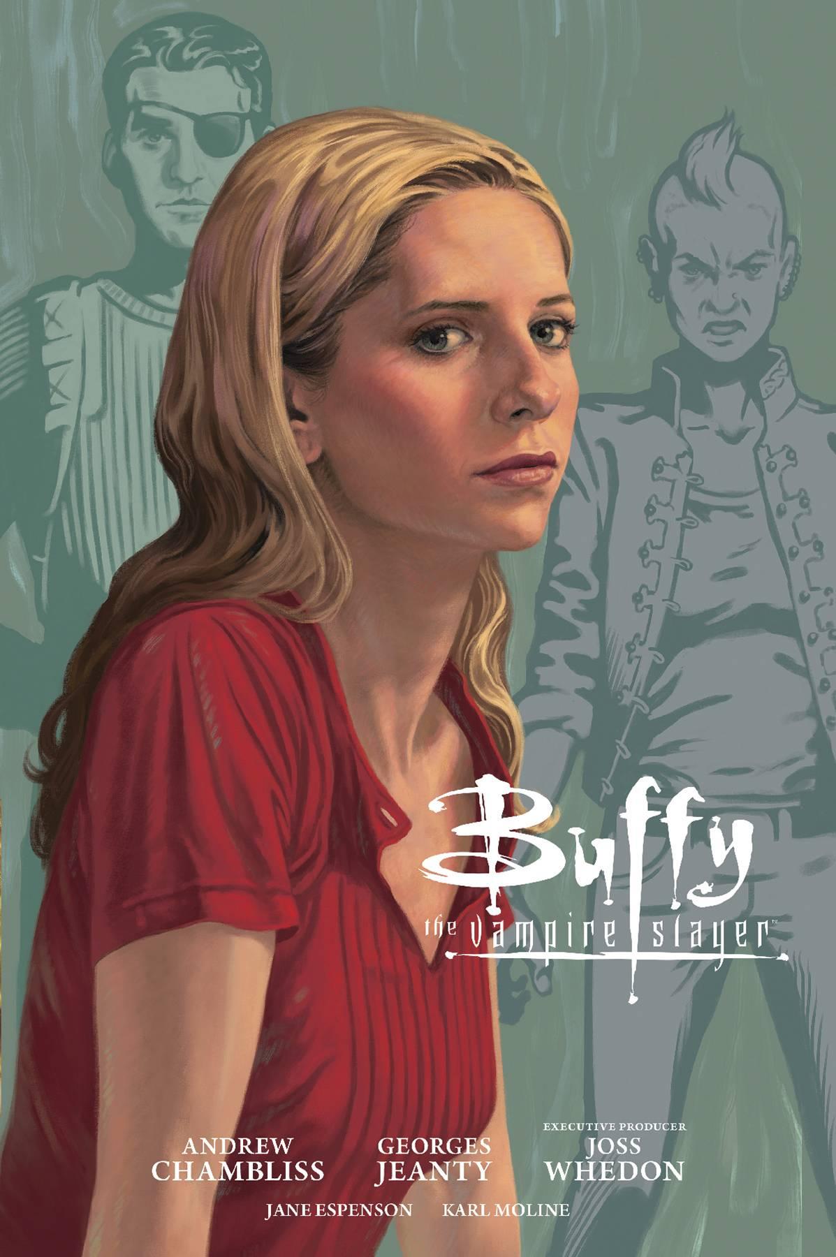 Buffy the Vampire Slayer Season Nine   Buffyverse Wiki ...