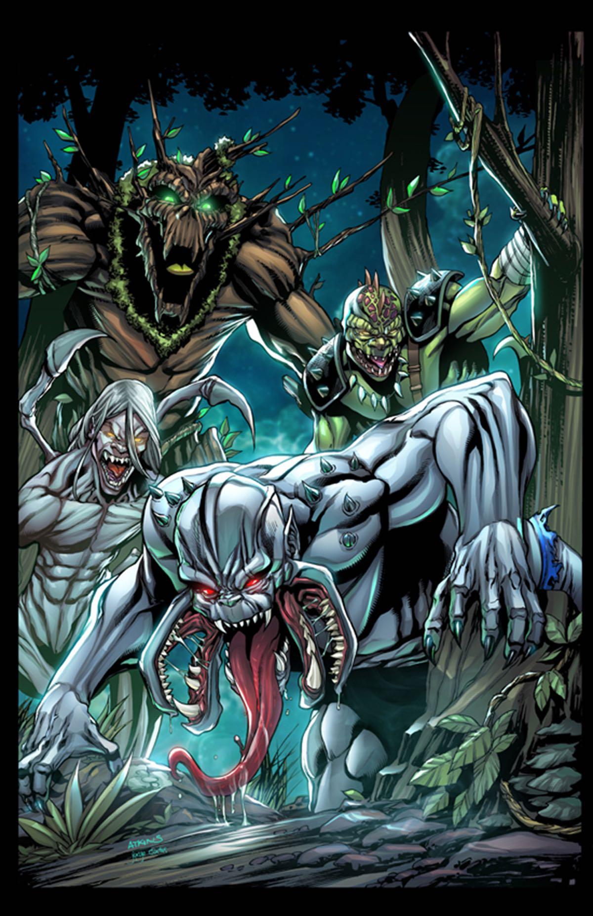 robyn hood the hunt 3 atkins cover fresh comics