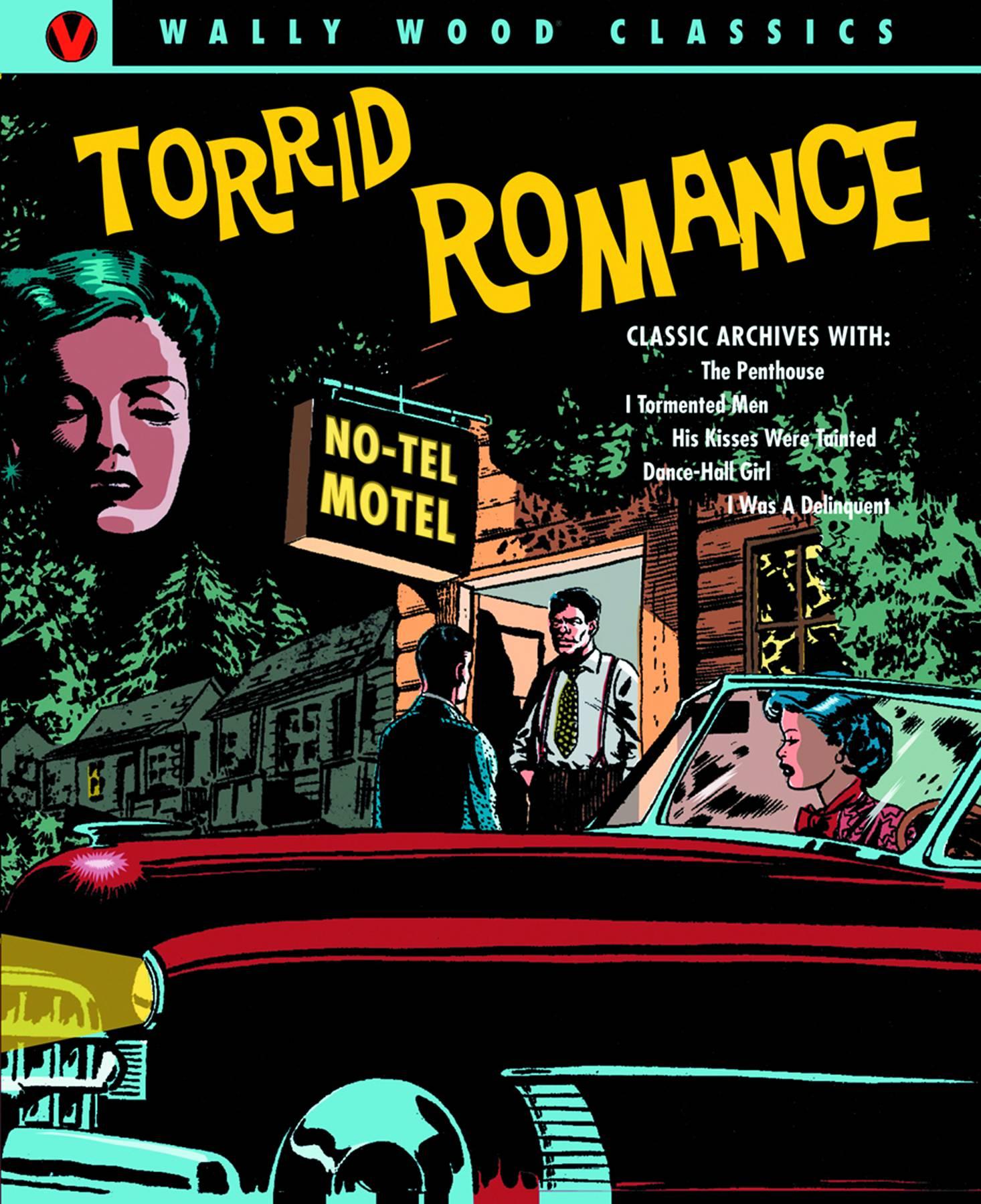 Wally Wood: Torrid Romances